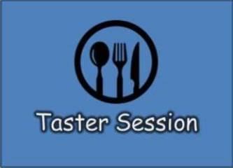 Taster Session